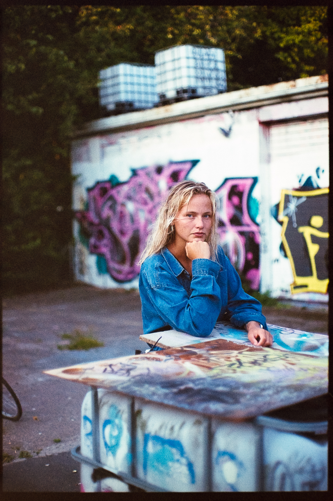 Film photography, almjohannes, film, johannes alm, minolta x500, fashion photography, graffiti,